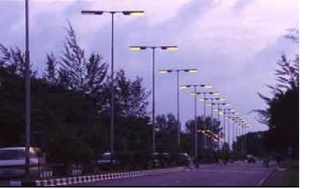 Gambar Rangkaian Lampu Penerangan Jalan Umum Pju Menggunakan Timer Gambar Dijelaskan Di Rebanas