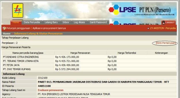 LPSE 12