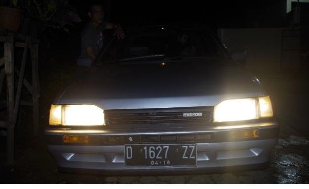 MAZDA 23
