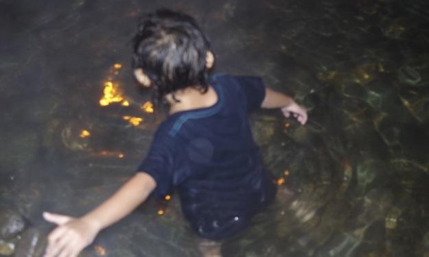 masuk ke air 1
