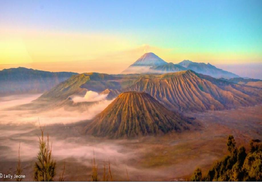 Keindahan Gunung Bromo Semakin Tinggi Semakin Indah