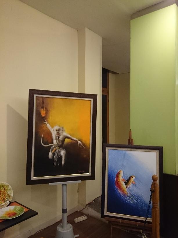lukisan dalam sebuah photo1