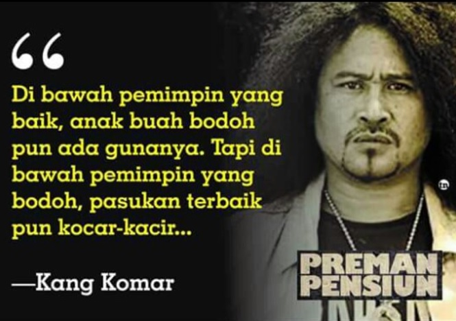 quote about leader