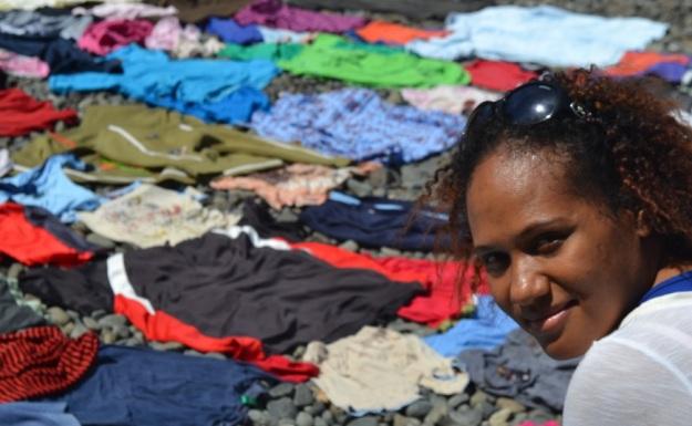 Nona sentani Papua12