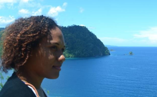 Nona sentani Papua1
