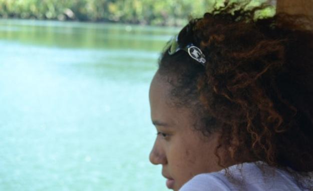 Nona Sentani Papua11