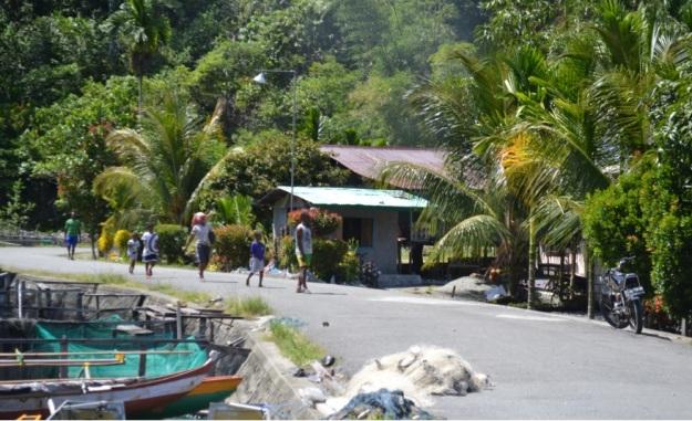 perkampungan distrik depapre4