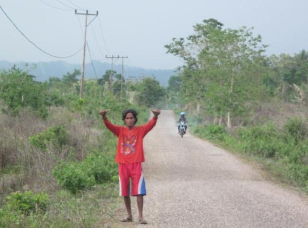 dokumentasi pekerjaan Di Sumba 2014 1