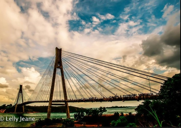barelang bridge batam