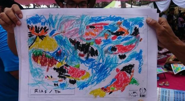 acara lomba gambar anak5