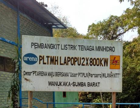 PLTMH LAPOPU