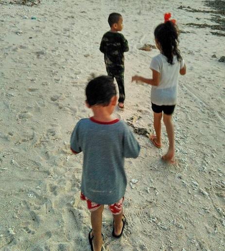 sand castling1