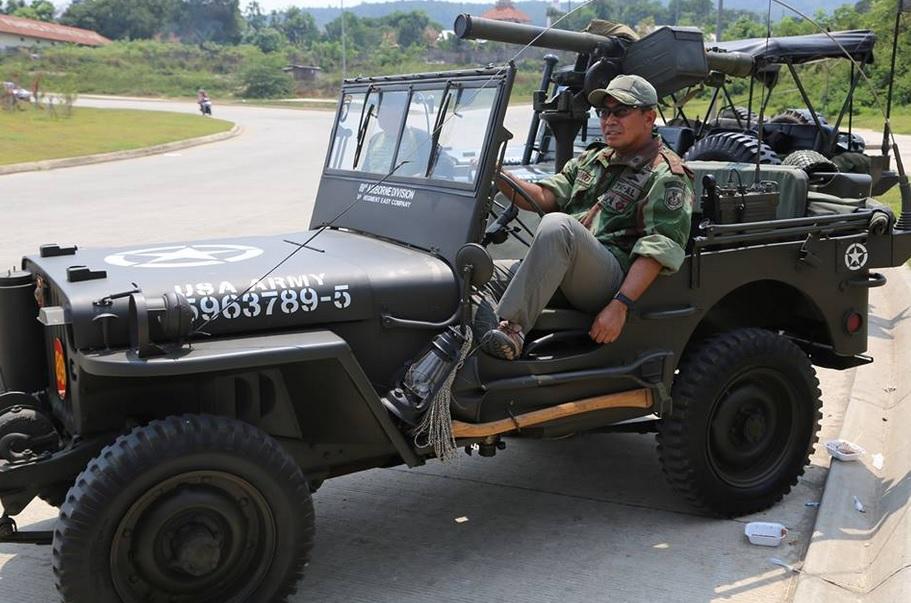 570 Koleksi Gambar Mobil Jeep Willys Gratis