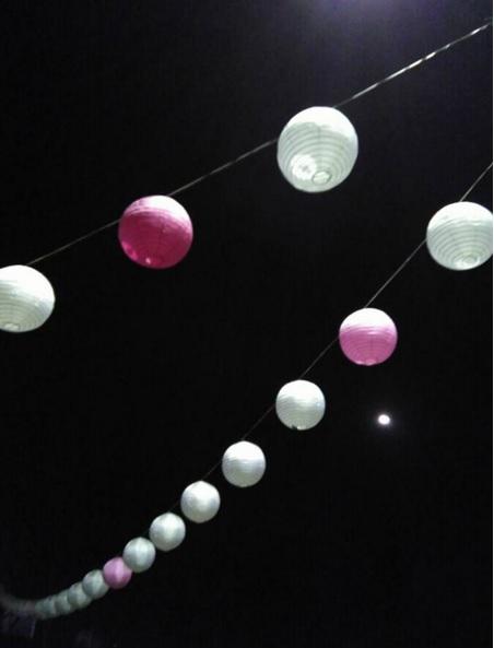 lampu pesta