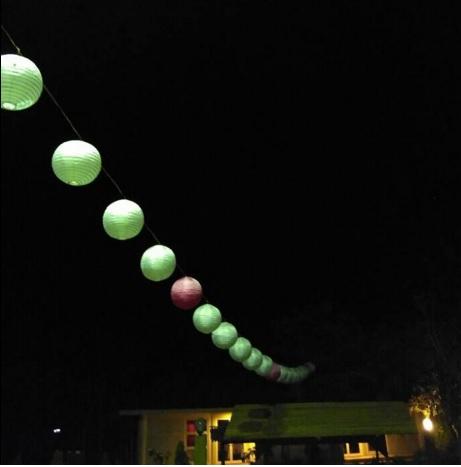 lampu pesta2