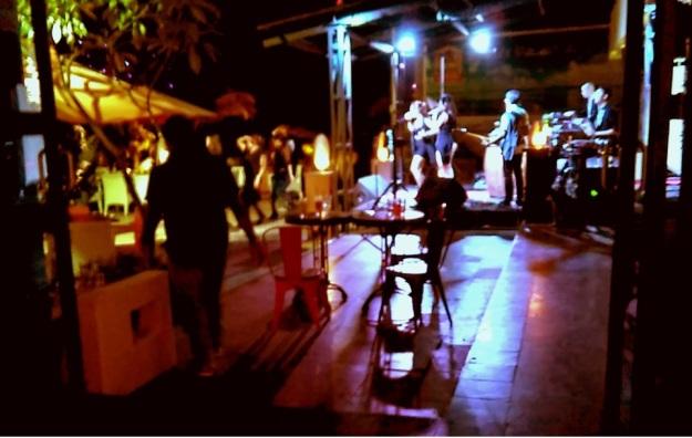 Night Life in Kupang