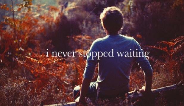 menunggu 1