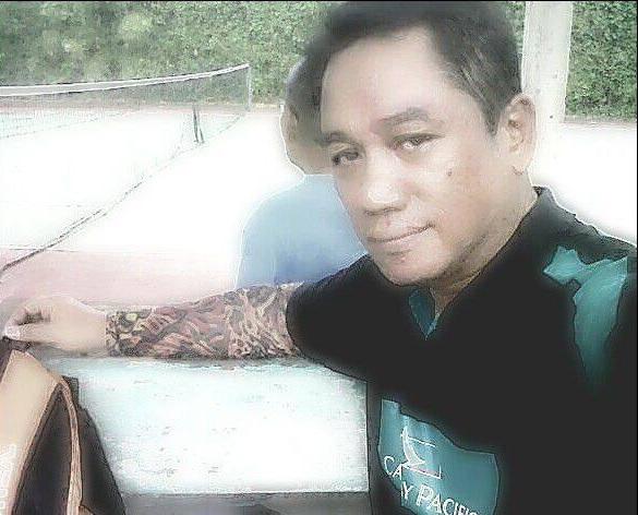 Selfie Bayu AP