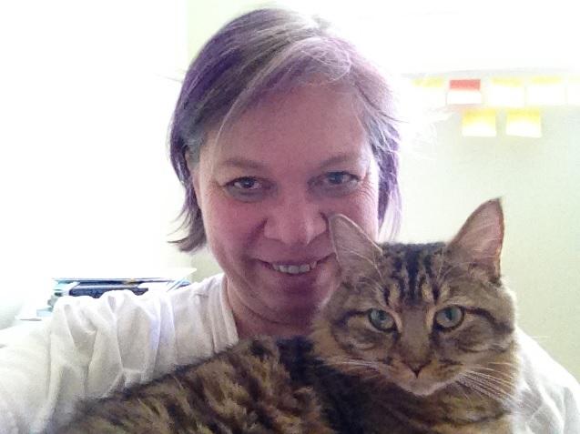 Selfie Michaela Koster