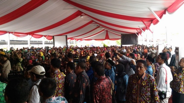 behind the scene Hari Kesetiakawanan Sosial Nasional 16
