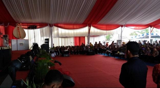 behind the scene Hari Kesetiakawanan Sosial Nasional 19