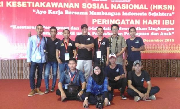 behind the scene Hari Kesetiakawanan Sosial Nasional 22
