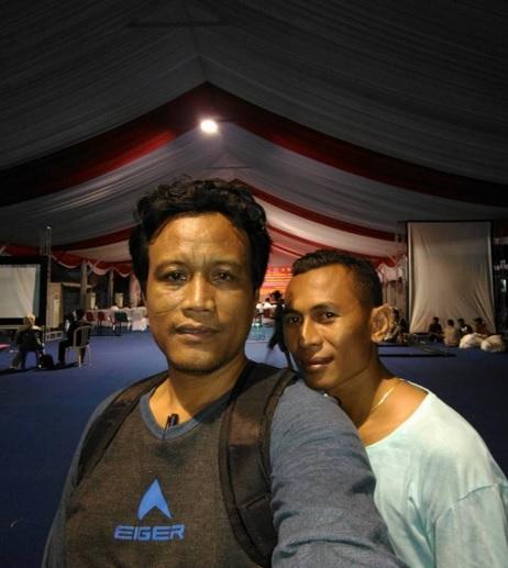 behind the scene Hari Kesetiakawanan Sosial Nasional 3
