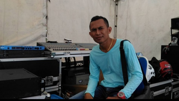 behind the scene Hari Kesetiakawanan Sosial Nasional 4