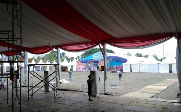 behind the scene Hari Kesetiakawanan Sosial Nasional 6
