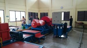 Mesin PLTMH Unit 4 5 (2)