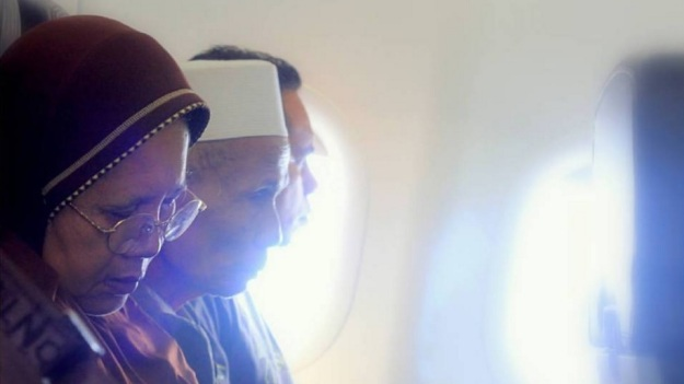 perilaku penumpang pesawat udara