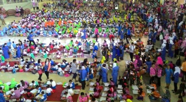 lomba menggambar anak-anak di jayapura1