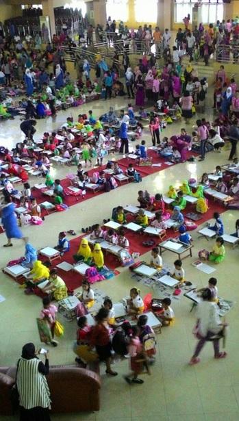lomba menggambar anak-anak di jayapura2