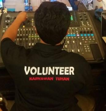 Kenapa Menjadi Tenaga Sukarela Why Become A Volunteer Pembangunan Menerangi Dan Mencerdaskan
