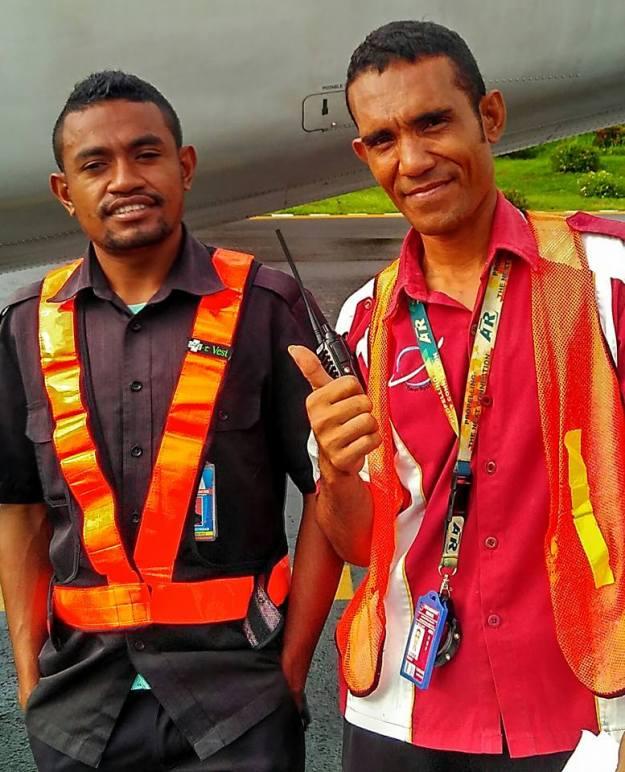airport staff 1