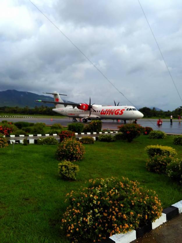 Gewayantana Airport