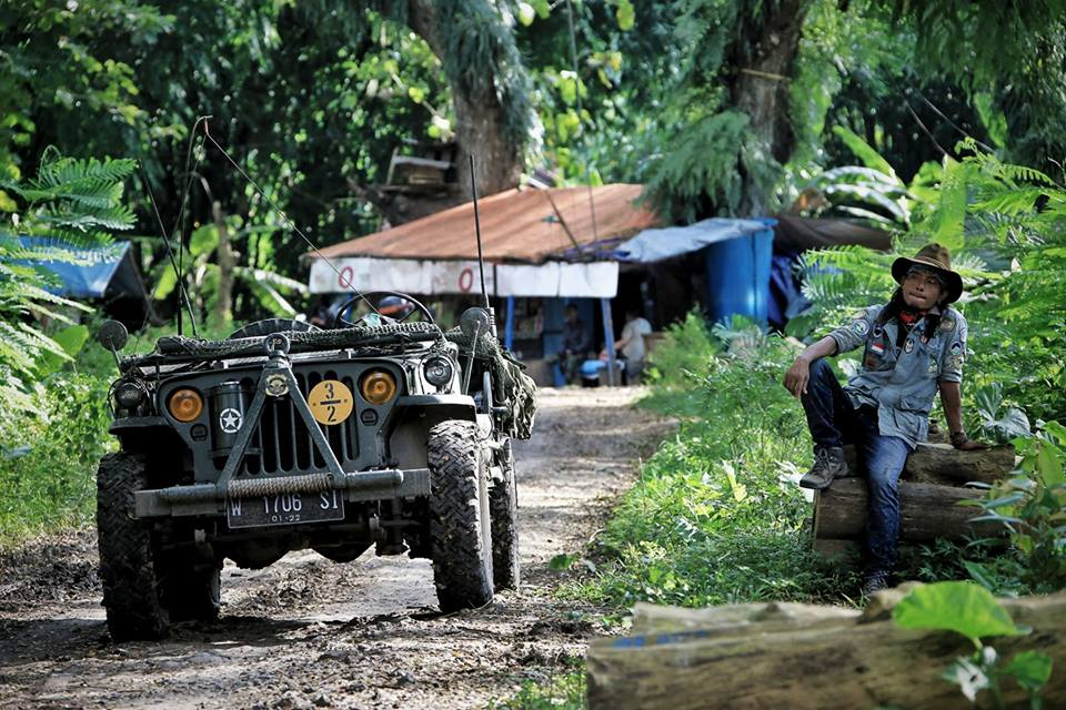 willys in action23