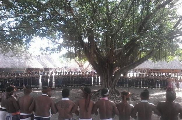acara adat di Malaka 2