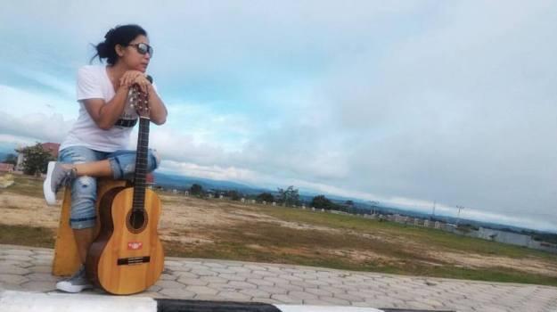 aku dan gitar