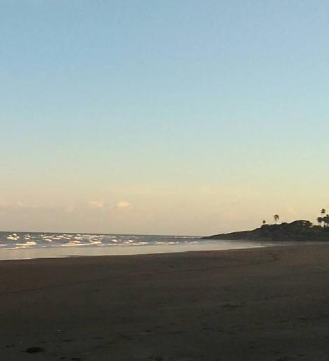 Pantai tanjung lontar sakalak 1