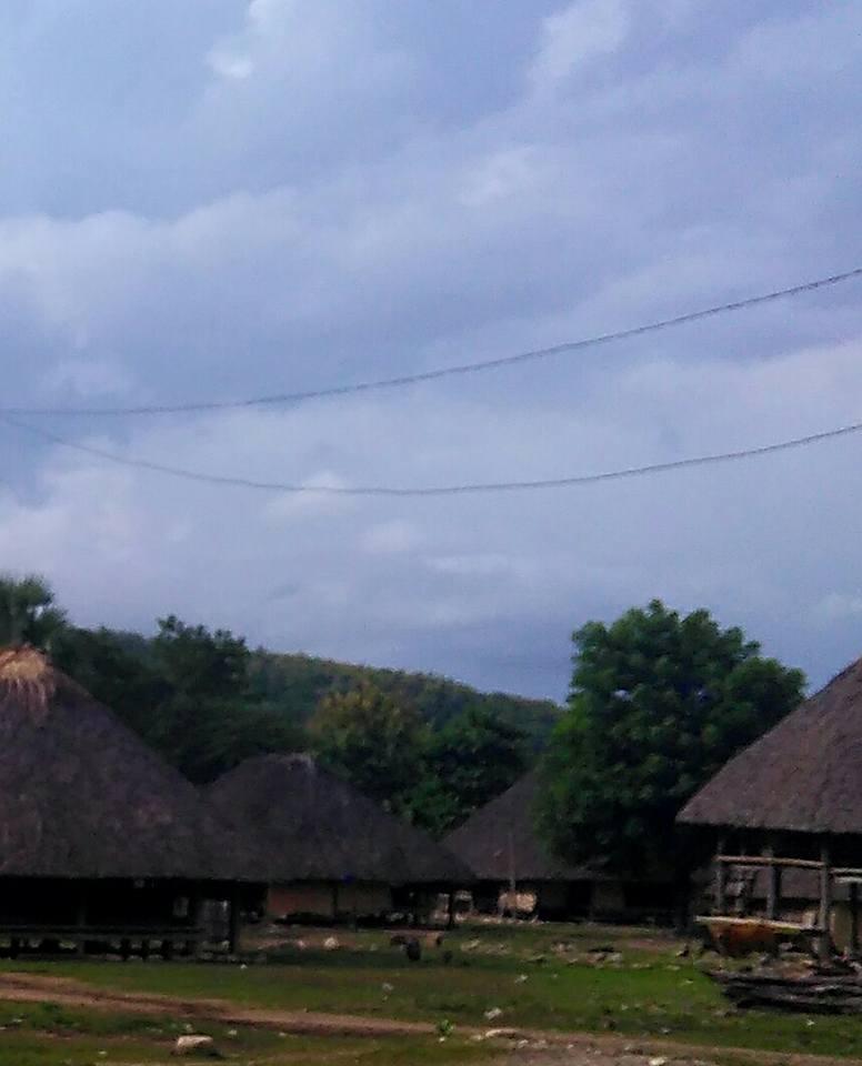 rumah adat harekakae malaka1