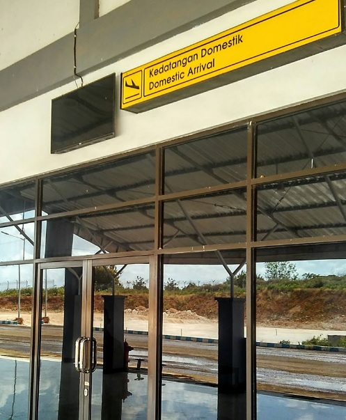 Bandara DC Saudale1