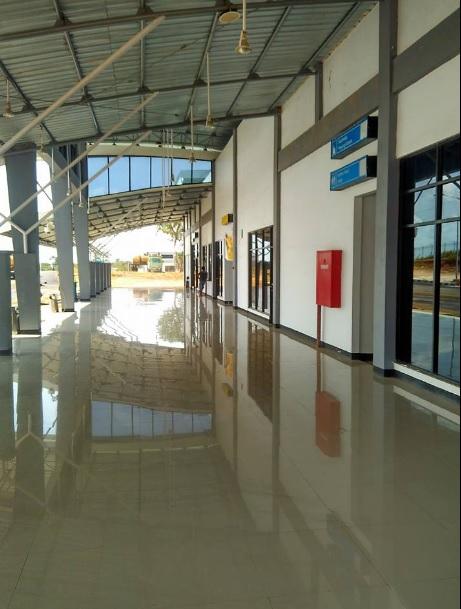 Bandara DC Saudale2
