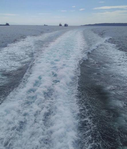 ke rote dengan kapal cepat