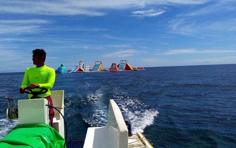 ocean park Lovina Singaraja 1