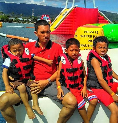 ocean park Lovina Singaraja 11