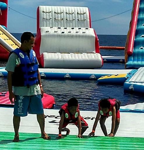ocean park Lovina Singaraja 7