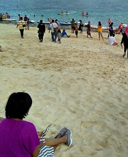 pandawa beach 9