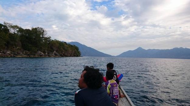 Traveling arround alor archipelago
