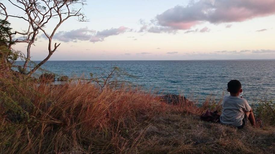 Pantai Batu burung Oebali13
